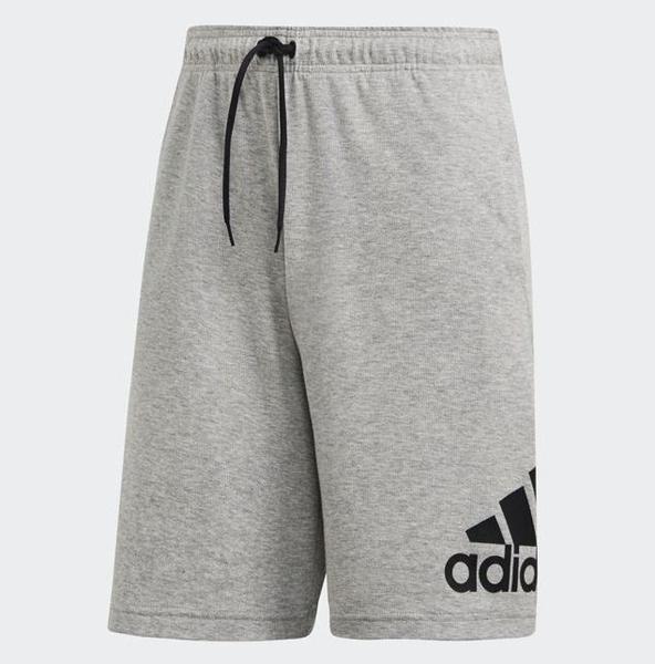 Adidas男款運動短褲 灰-NO.DT9948