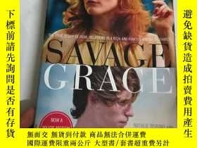 二手書博民逛書店Savage罕見graceY206777 Natalie rob