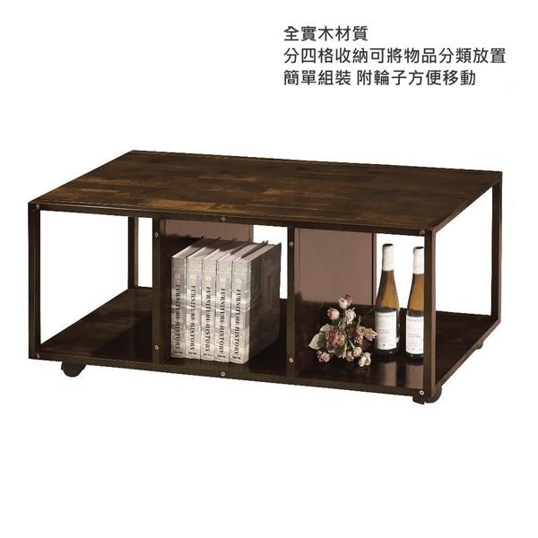 ONE HOUSE-DIY-實木3.5尺多用途櫃/電視櫃