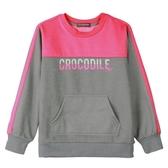『小鱷魚童裝』跳色運動T恤(08號~18號)552456