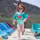兒童游泳圈手臂圈男女3-6歲初學者全套浮力圈裝備寶寶水袖救生衣