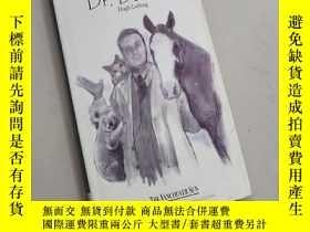 二手書博民逛書店the罕見story of doctor dolittle【32