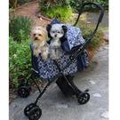【PET PARADISE 寵物精品】DISNEY 米奇深藍色漫畫水洗推車【小】(~12kg用) 寵物推車 SALE