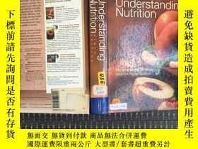 二手書博民逛書店Understanding罕見Nutrition英文原版16開精