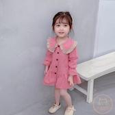 女童連衣裙 春季連衣裙2020新款韓版洋氣女童春秋裙子3-4歲兒童公主裙5【中秋節預熱】