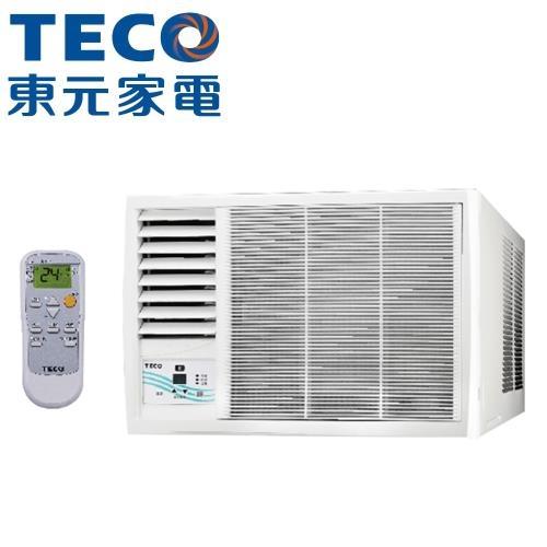 ↙0利率↙TECO東元 約6-7坪 省電靜音 藍波防銹 定頻窗型冷氣-左吹 MW32FL1【南霸天電器百貨】