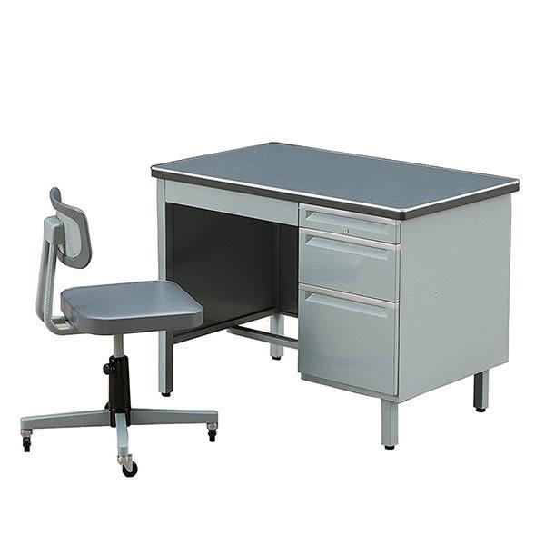 長谷川 Hasegawa 組裝模型 1/12 可動人偶用 辦公桌椅 FA03