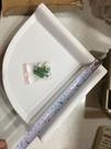 【麗室衛浴】 陶瓷三角加厚角落置物架 G-450-1 尺寸220*220*70mm