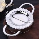 包餃器圓形工具304不銹鋼包水餃模具大包...