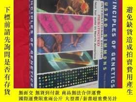 二手書博民逛書店Principles罕見of Genetics(Third Edition) (大16開,精裝) 【詳見圖】Y
