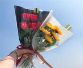 創意活動禮品花康乃馨玫瑰皂花向日葵母親節禮物拍攝道具畢業送花 薇薇