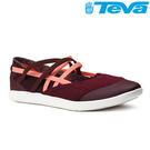 TEVA 《女款》Hydro-life Slip-on 套入式織帶休閒鞋 - 紫紅