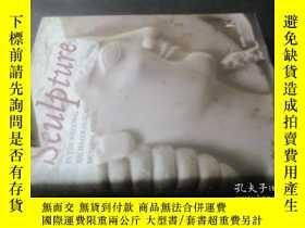 二手書博民逛書店Sculpture罕見in the National Archa