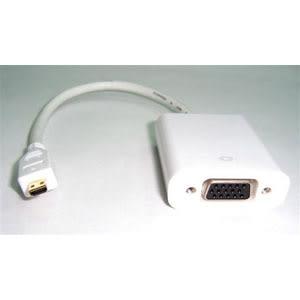i-wiz Micro HDMI 轉 VGA 影像轉換線 PC-8