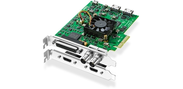 【BMD】Blackmagic DeckLink Studio 4K 專業影像輸出擷取卡