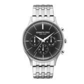 ★Kenneth Cole★紐約品牌-KC50586001-石英手錶-錶現精品公司-台灣原廠正貨