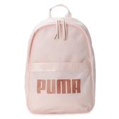 PUMA 背包 CORE BASE 粉 小LOGO 基本款 (布魯克林) 07694402
