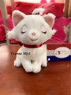 *Yvonne MJA* 日本迪士尼Disney限定正品 時尚 瑪麗貓 50 週年紀念版 吊飾娃娃