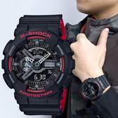 【人文行旅】G-SHOCK   GA-110HR-1ADR CASIO 卡西歐 手錶