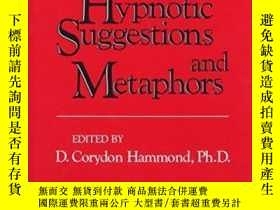二手書博民逛書店Handbook罕見Of Hypnotic Suggestions And MetaphorsY256260