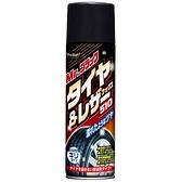 車之嚴選 cars_go 汽車用品【S163】日本Prostaff 輪胎皮革橡膠光澤護膜劑