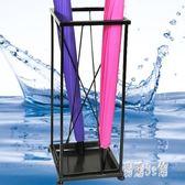 家用雨傘架酒店大堂放雨傘的架子落地創意簡約收納雨傘桶傘架客廳 DJ393『易購3c館』