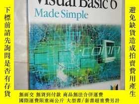 二手書博民逛書店Visual罕見Basic Version 6 Made Sim