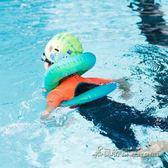 童嬰幼兒游泳圈浮力