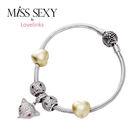 【Lovelinks】LS062 / 好人緣串珠手環 - 四件特惠組(串飾三個+手鍊一條,不含固定扣)