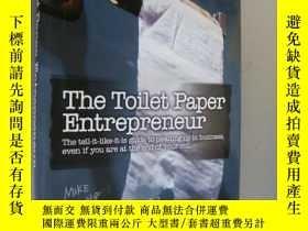 二手書博民逛書店The罕見Toilet Paper Entrepreneur 《
