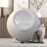 寵物烘乾機 寵物烘干箱貓咪吹毛烘干機狗狗洗澡吹干神器家用全自動大功率靜音 星河光年DF