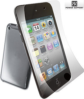 【A Shop】POWER SUPPORT iPod touch 4 螢幕保護膜(霧面)