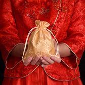喜糖盒 喜糖袋子結婚慶用品婚禮喜糖盒子糖袋 莎拉嘿幼