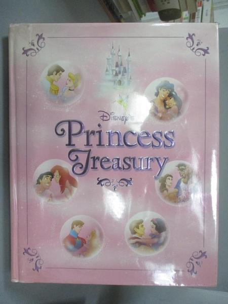 【書寶二手書T1/少年童書_XEN】Disney s Princess Treasury_Not Available (NA)