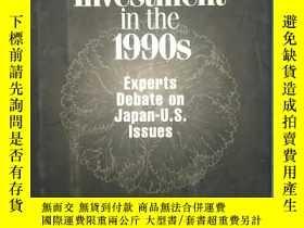 二手書博民逛書店Trade罕見Investment in the 1990s—E