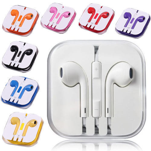 Apple EarPods 高音質 線控 立體音 耳機 免 藍芽 蘋果 iphone 6s 7 plus s8