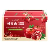 IZMiZ逸直美 高濃度紅石榴美妍飲30入禮盒 【康是美】