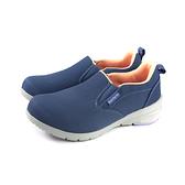 Moonstar Rain Porter 懶人鞋 藍色 防水 女鞋 MSRPL0045 no287