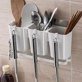 筷子籠廚房筷子籠家用筷子架瀝水餐具置物架筷子筒掛式筷籠筷子收納架