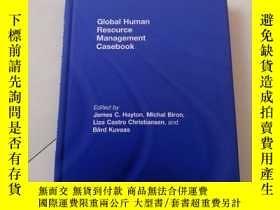 二手書博民逛書店Global罕見Human Resource Managemen