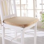 記憶棉坐墊-慢回彈透氣可拆洗餐椅適用椅墊11款72as10[時尚巴黎]