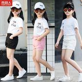 2018夏季新款童裝韓版純棉熱褲女童寶寶褲子兒童外穿牛仔短褲薄款   米娜小鋪