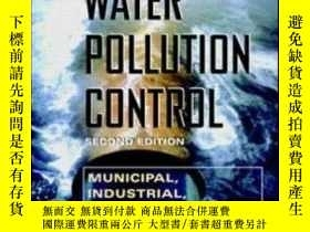 二手書博民逛書店Storm罕見Water Pollution Control: Municipal Industrial And