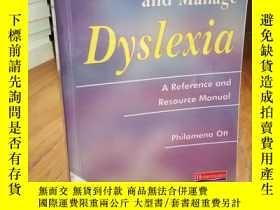 二手書博民逛書店How罕見to Detect and Manage Dyslex