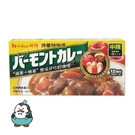 佛蒙特咖哩(中辣) 230g(綠) 12盤份#一箱60盒