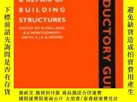 二手書博民逛書店Appraisal罕見and Repair of Buildin