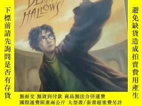 二手書博民逛書店Harry罕見Potter and the Deathly Ha