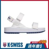K-SWISS Pier時尚涼鞋-女-白
