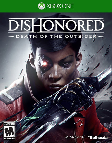 X1 Dishonored: The Death of the Outsider 冤罪殺機 2:界外魔之死(美版代購)