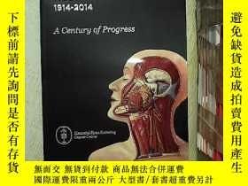 二手書博民逛書店Head罕見and neck service 1914-2014 A Century of progress  頭